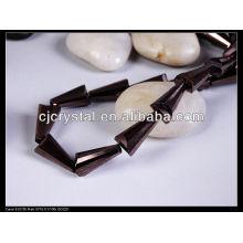 Perles de verre à tour de bijoux en vrac