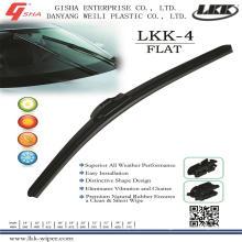 Univerisal Typ Wischerblatt Flat Wiper Blade mit Adaptern