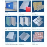 Hight quality precoated Calcium Silicate Board for wall decoration