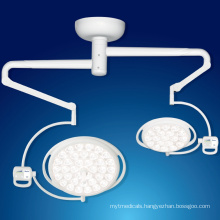 LED Double Head 700/500 Shadowless Surgical Operating Lamp