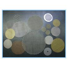 Metal perfurado / folha perfurada (teto / filtração / peneira / decoração / isolamento acústico)