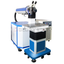 Máquina de solda a laser 200W para soldagem de moldes GS-200m