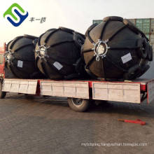 big diameter pneumatic rubber balloon For FPSO, LPG and LNG
