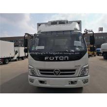 Camion de transport de viande Foton Diesel Fuel Type