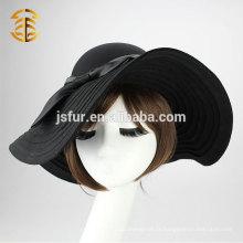 2017 Factory Wholesale Custom Womens Wool Hat Cleaning Feutre Chapeaux