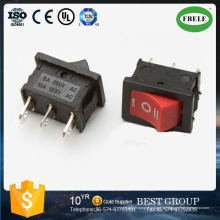 Клавишный Выключатель Т85 миниатюрный перекидной переключатель для Электрический камин