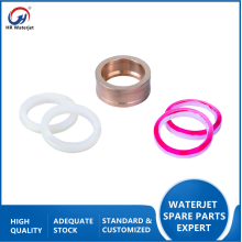 SEAL ASSEMBLY HIGH PRESSURE PUMP KMT PARTS