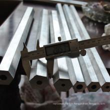 Aluminium Hexagonal Pipe 5A02