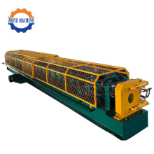 Color Coated Round Down Pipe Roll Forming Machinery