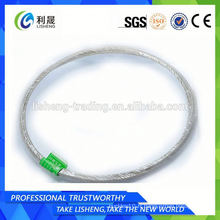 1x7 corde à fil en acier galvanisé 7x7