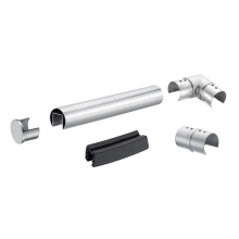 Hot Sales Custom Slotted  Pipe For Glass Balustrade Slotted Channel Pipes Stainless Steel