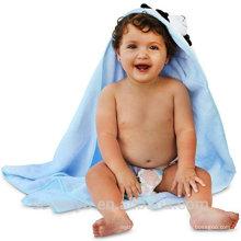Baby Bath Towel, Distana Bamboo Blanket Soft Organic Antibacterial, Hypoallergenic Towel for Newborns Infants Toddlers Kids Boys