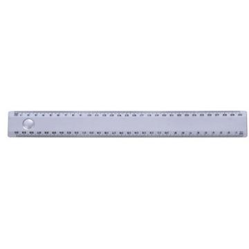 30cm Plastic Ruler 12 inch