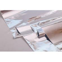 Высокоглянцевая вакуумная металлизированная ПЭТ-пленка