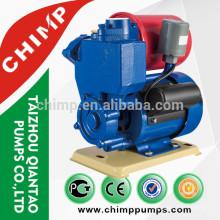 AUPS126 small automatic cast iron pump station peripheral pump chimp vortex pump