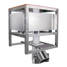 Schwerkraft-Fall-Metalldetektor-Maschine