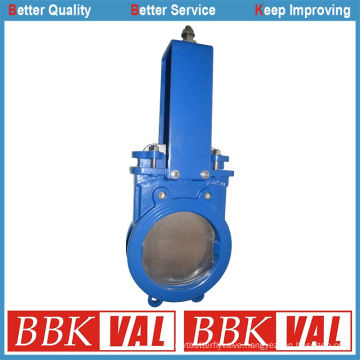 Knife Gate Valve Cast Iron Knife Gate Valve Lug Type Knife Gate Valve