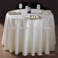 100% poliéster mini matt tecido para pano de mesa fabricante