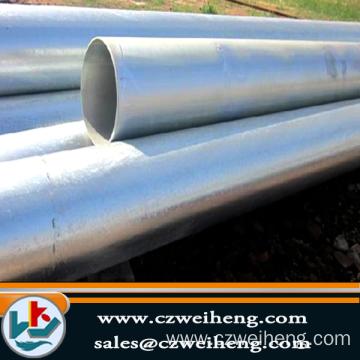 2.5 mm - 16 mm Thickness Erw Steel Pipe,