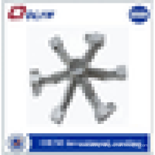 OEM steel investment casting architectural hardware accessories parts