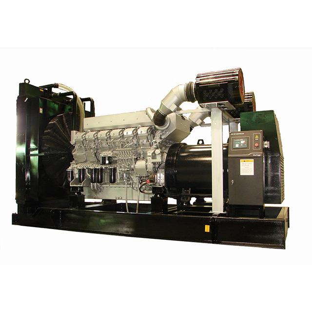 Mitsubishi Diesel Generator 12 Cylinders