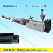 Linha de produção de tubos de plástico HDPE (JG-PEG)