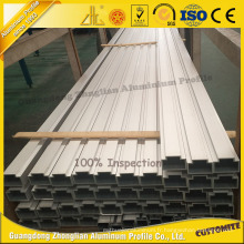 Les fabricants de profil en aluminium fournissent le tube en aluminium anodisé
