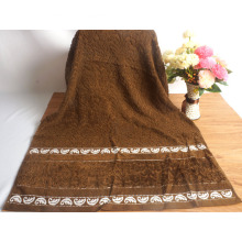 Cotton Bath Towels for Hotel and Home