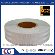 Diamond Grade Conspicuity White Reflective Tape for Vehicle (CG5700-OW)