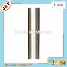 Duschvorhang Spannstange Edelstahl Nickel, Länge 6m Vorhangstange, Twisted Messing Pole