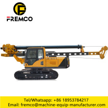 Water Well Crawler Rotary Drilling Machine