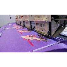 Máquina de bordado computarizado de 12 agujas