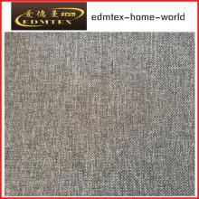 100% poliéster 3 Pass Blackout tecido para cortinas EDM4613