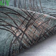 Tecido de sofá/cortina/estofa de chenille Jacquard (G44-126)