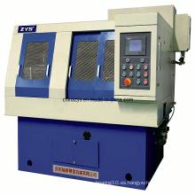 Zys máquina de rectificado de ranura CNC para el rodamiento de bolas de empuje 3mk108b