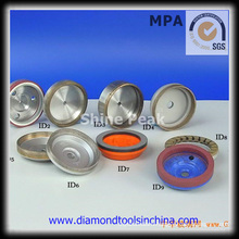 Small Diamond Grinding Wheel for Tungsten Carbide