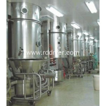 Fluidized Bed Granulator Machine
