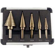 Aluminum Case Step Drill Bit