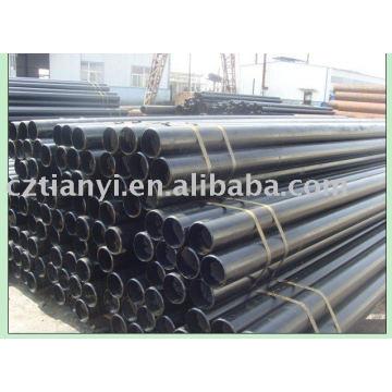 Tubo de acero al carbono soldado ASTM