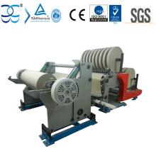 Máquina de rebobinado de corte de papel Kraft