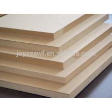 Plain mdf para moldura de foto / placa de parede mdf