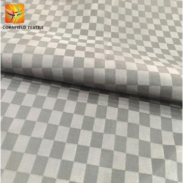 tela de poliéster elegante de Shaoxing para mantel