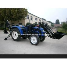 Accesorios para tractores agrícolas Cargadora para tractores agrícolas Fld-50d