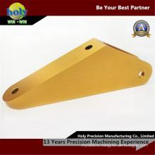 CNC Aluminum Custom CNC Parts Color Anodized