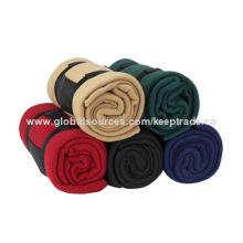Fleece Blanket with Carrier