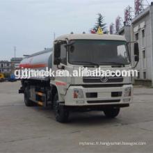 3-15CBM 4X2 Dongfeng réservoir de carburant camion / Dongfeng huile camion / Dongfeng carburant camion / Dongfeng huile réservoir camion / Dongfeng liquide réservoir camion