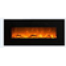 """Décoration de cheminée électrique à faux-flamme de 50 """""""