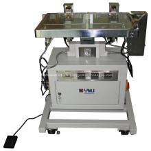 Machine manuelle de soudure de feuille de carte à puce