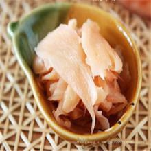 Дешевой цене Ранг AB опытный маринованный имбирь суши