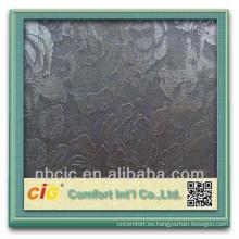 Cuero artificial de PVC para decoración